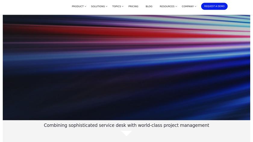 HarmonyPSA Landing Page