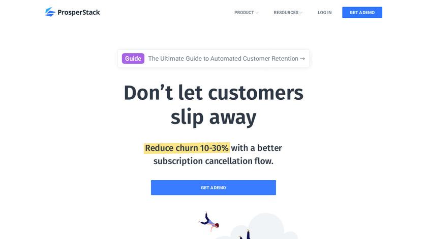 ProsperStack Landing Page