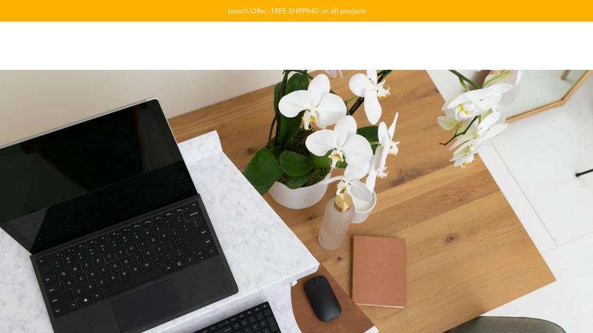esdesk Landing Page