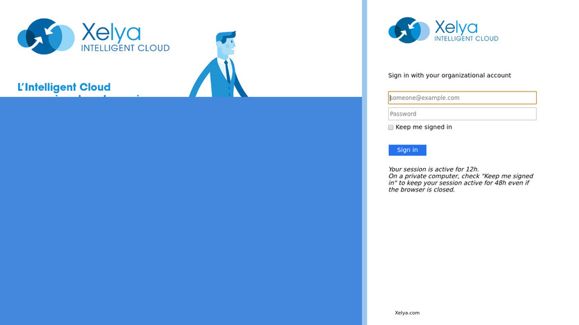 Call Center for Skype Landing Page