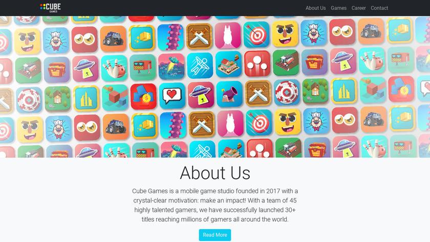 Wax Inc. Landing Page