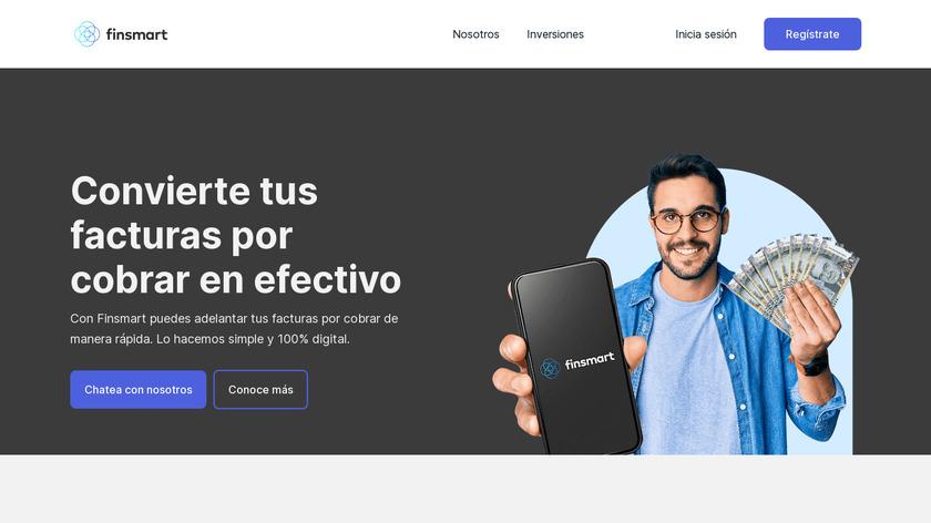 Finsmart.pe Landing Page