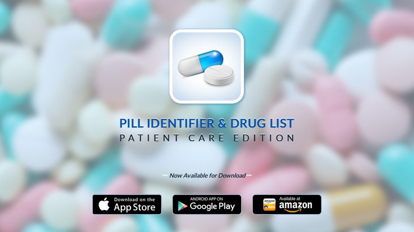 Pill Identifier and Drug List Landing Page