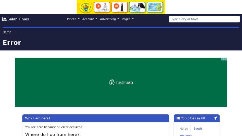 Azan philippines Landing Page