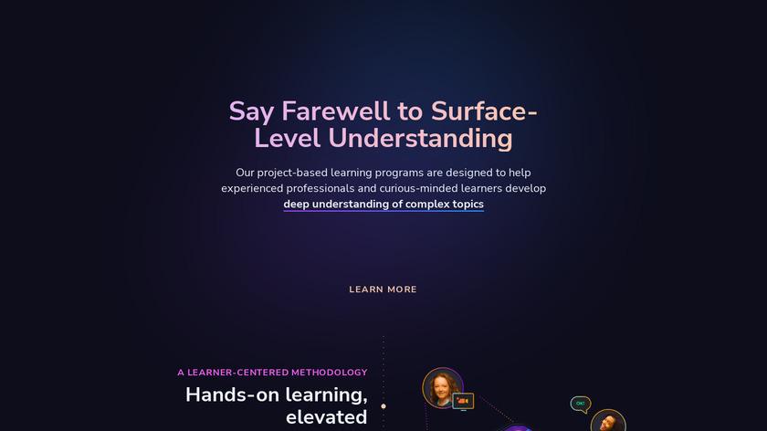 Classpert Landing Page