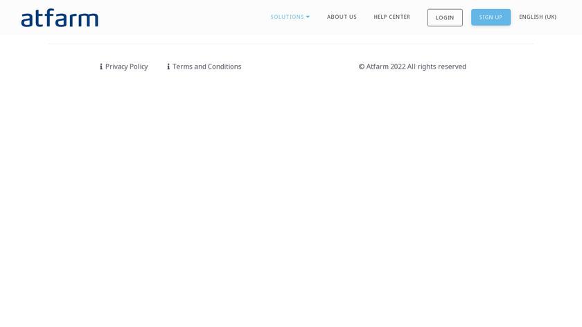 YaraIrix Landing Page