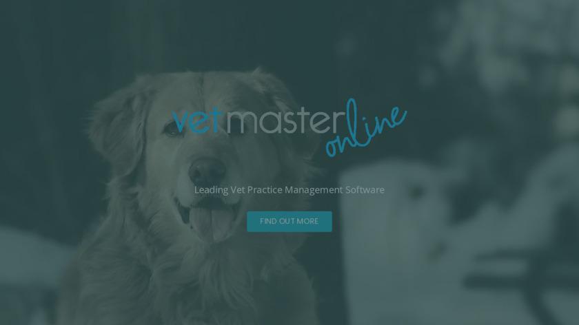 VetMaster Landing Page