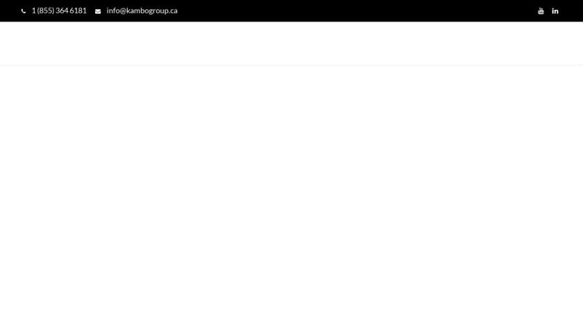 Kambo Landing Page