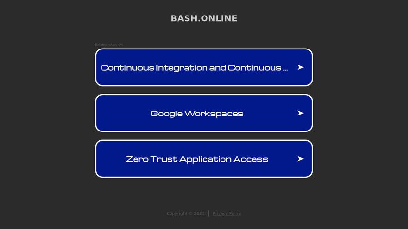 Banger.Digital Landing Page