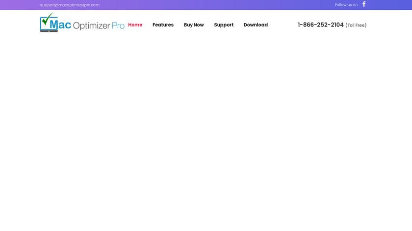 Mac Optimizer Pro Landing Page