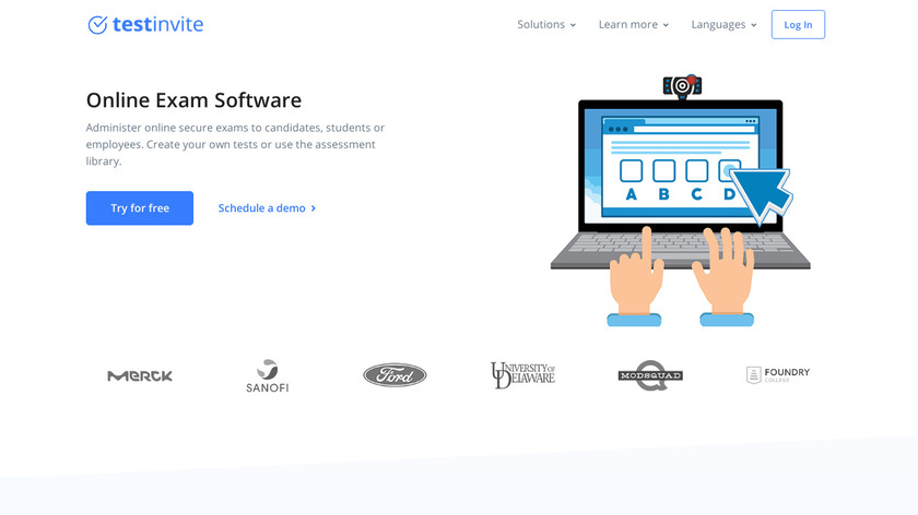 Test Invite Landing Page