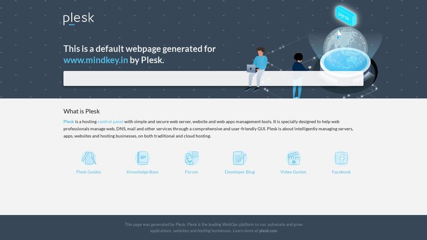 Mindkey Technologies Landing Page