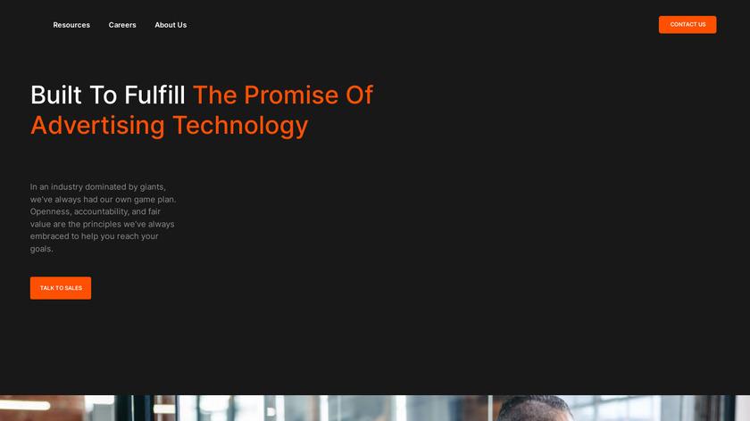 Smart AdServer Landing Page
