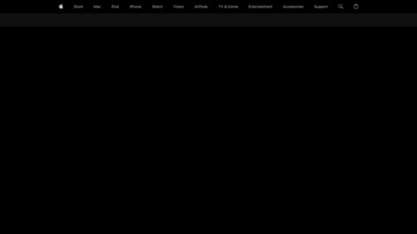 Logic Pro Landing Page