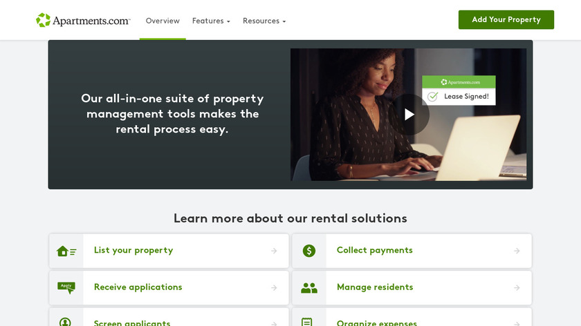 Cozy.co Landing Page