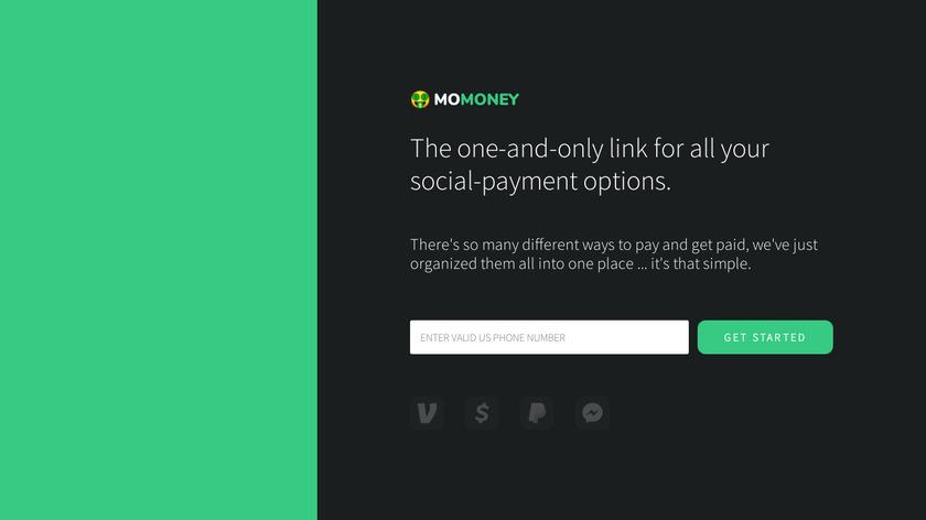 Mo.Money 🤑 Landing Page