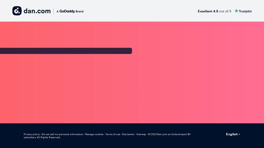 News.calm.sh Landing Page