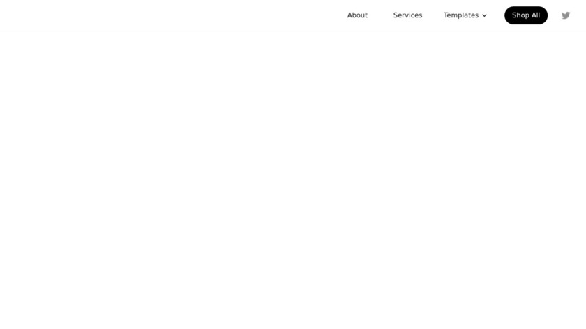 Notionery Landing Page