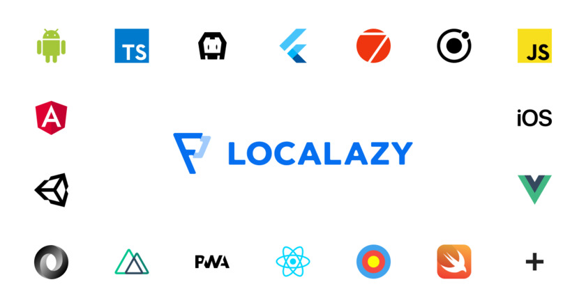 Localazy Landing Page