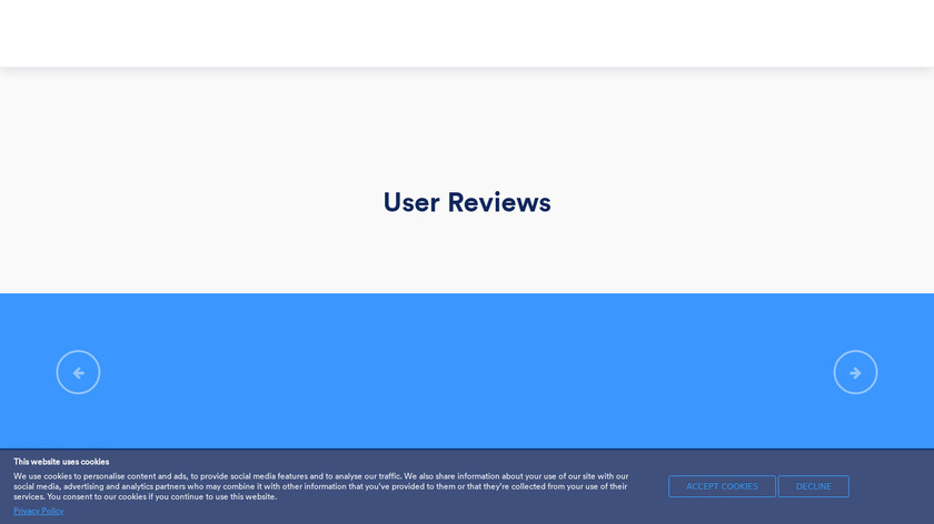 Your Porter App Landing Page