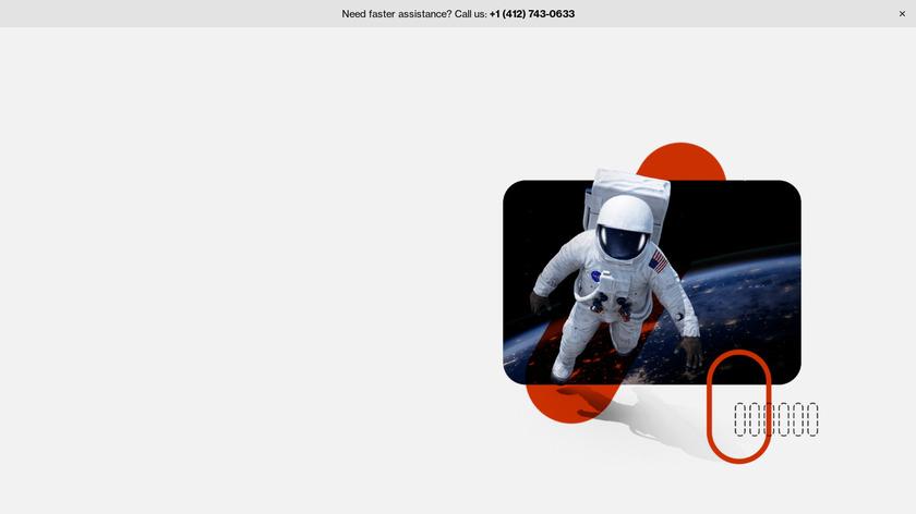 INDE Broadcast AR Landing Page