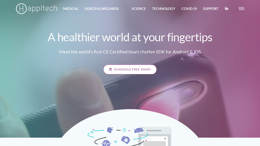 Heart for Heart Landing Page