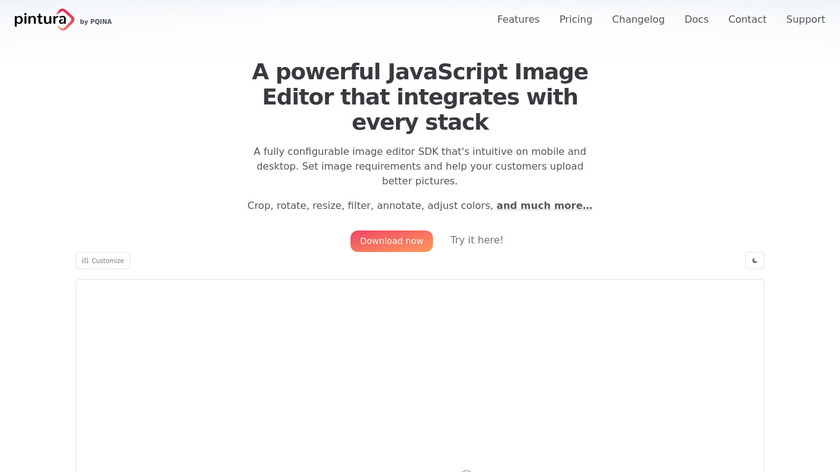 Doka.js Landing Page