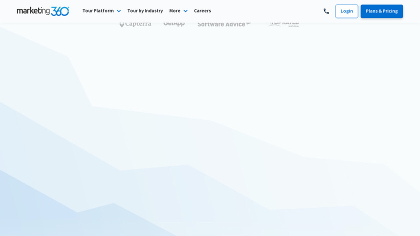 Marketing 360 Landing Page