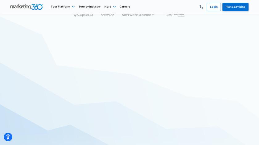 Marketing 360 Landing Page