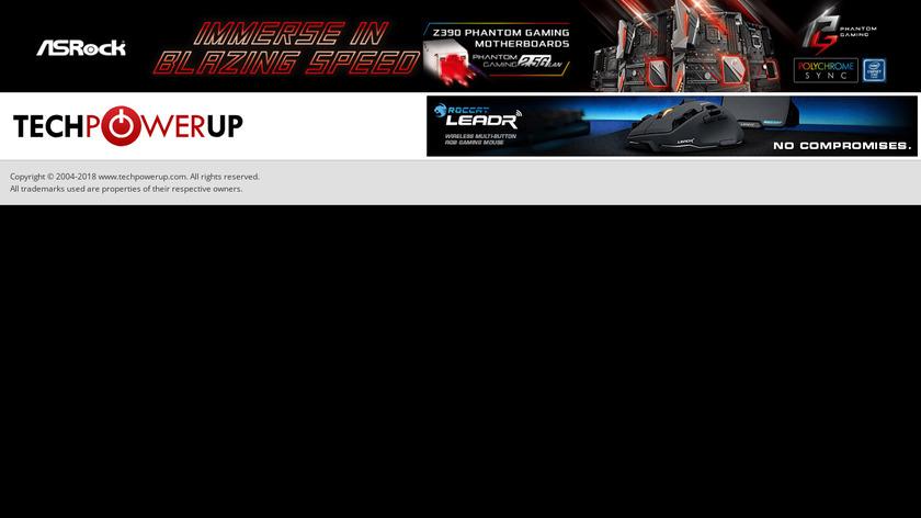 Real Temp Landing Page