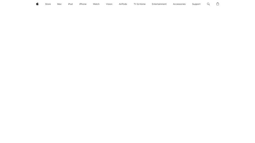 Keynote Landing Page