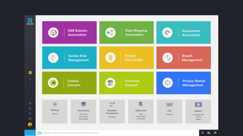SECURITI.ai Landing Page