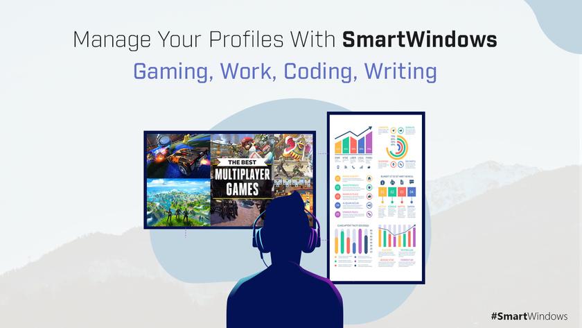 SmartWindows.app Landing Page