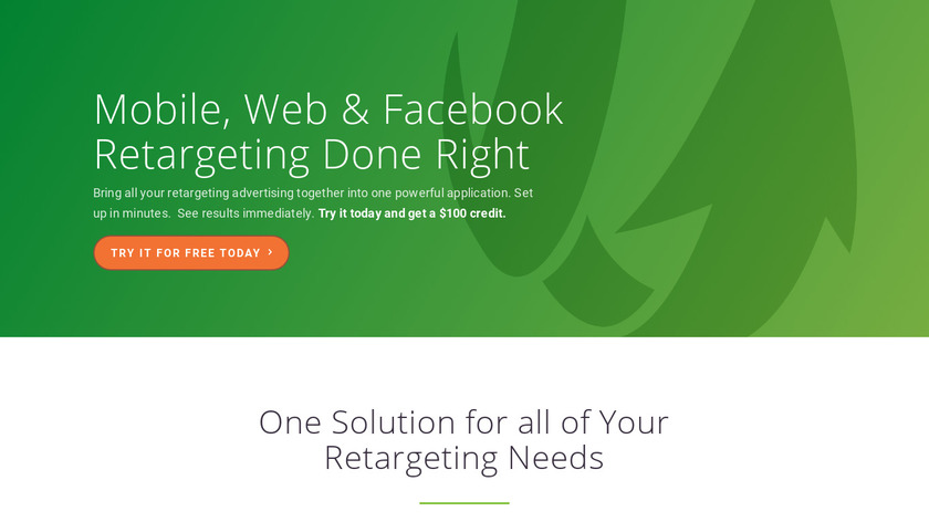 SharpSpring Ads Landing Page