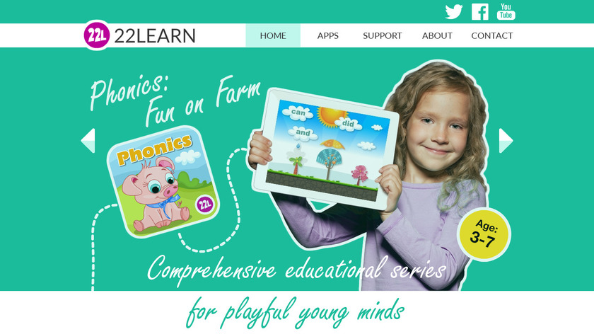 Preschool Landing Page