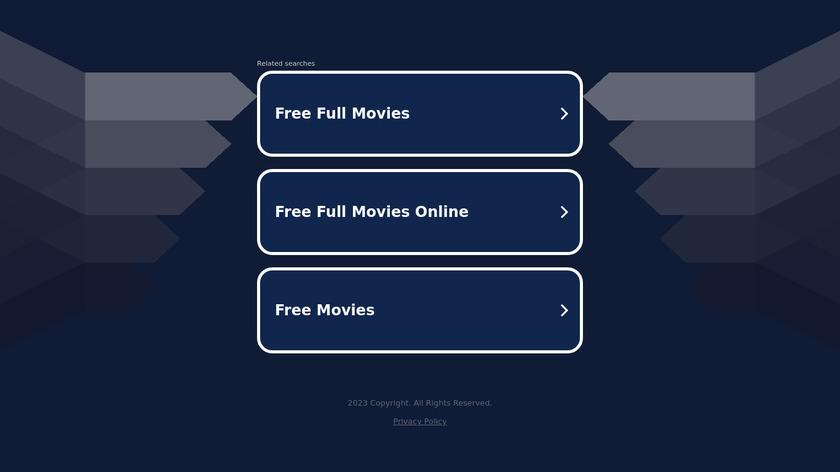 GoMoviesHD Landing Page