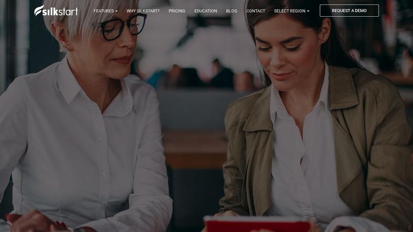 Silkstart Landing Page