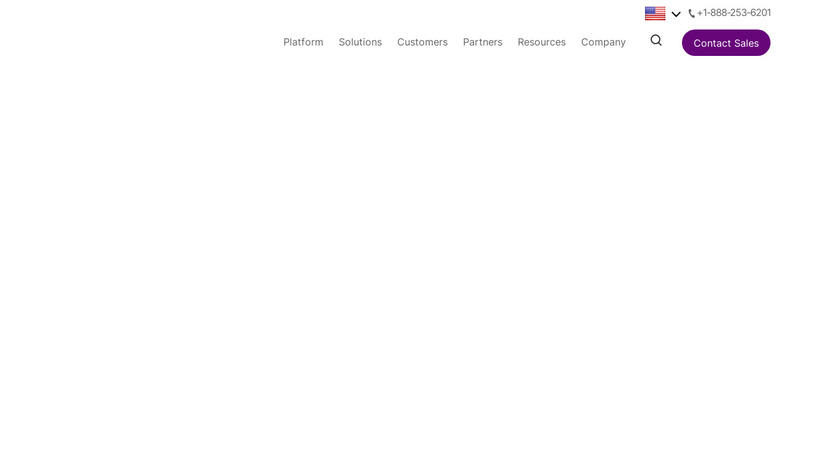 MobileIron Landing Page