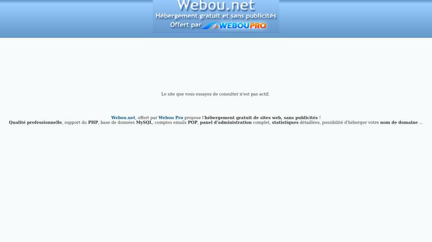 lesitedalexis.webou.net Converter Landing Page