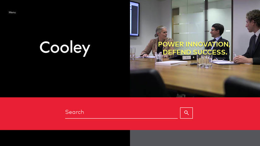Cooley Landing Page
