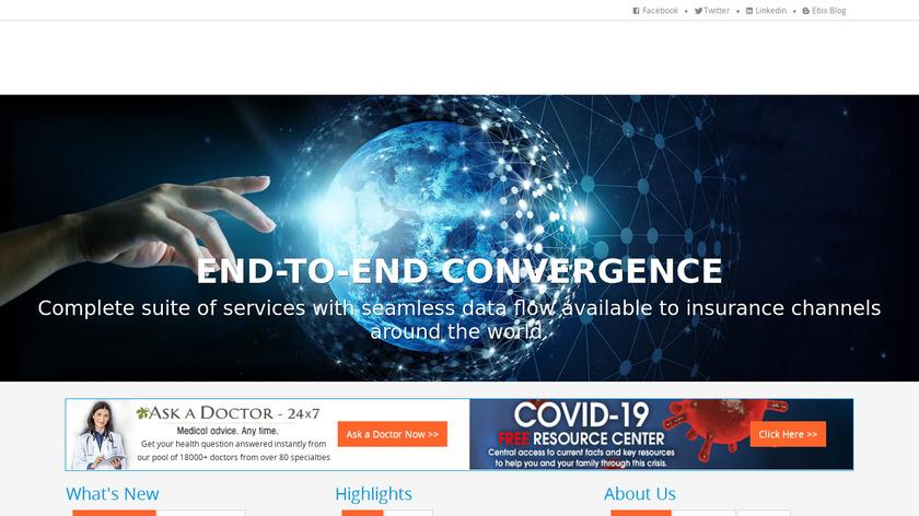 SmartOffice Landing Page