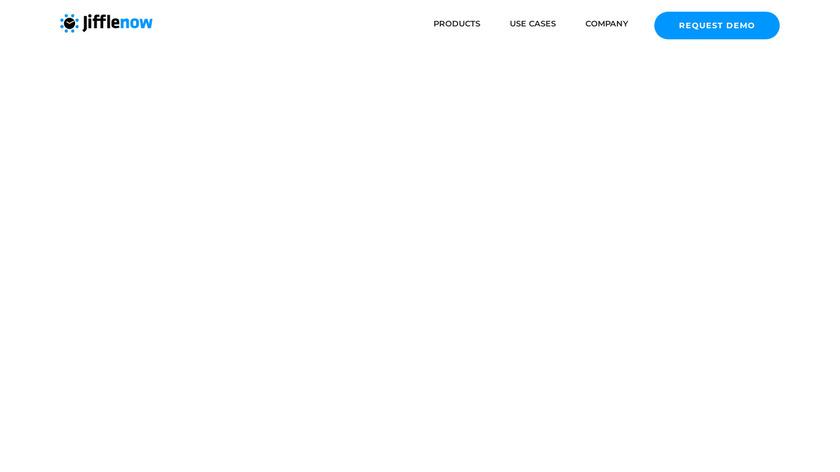 Jifflenow Landing Page