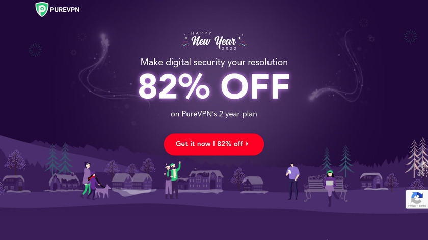 Wifi Protector Landing Page