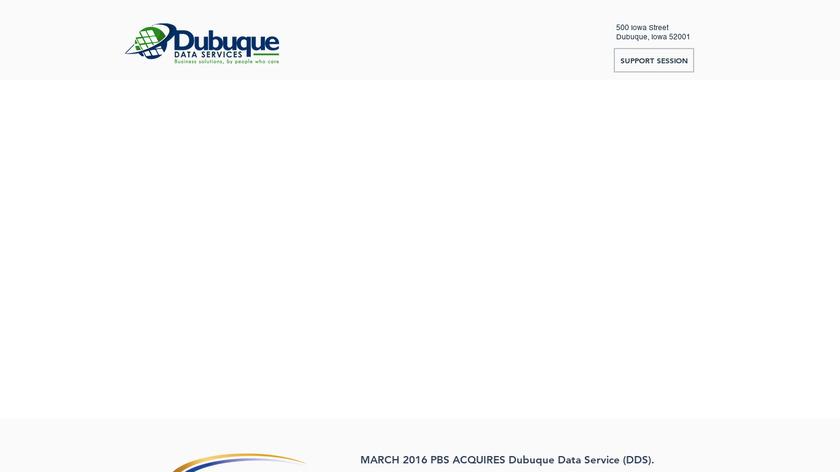 DDS Dealer Management System Landing Page