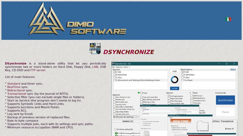 Dshutdown Landing Page