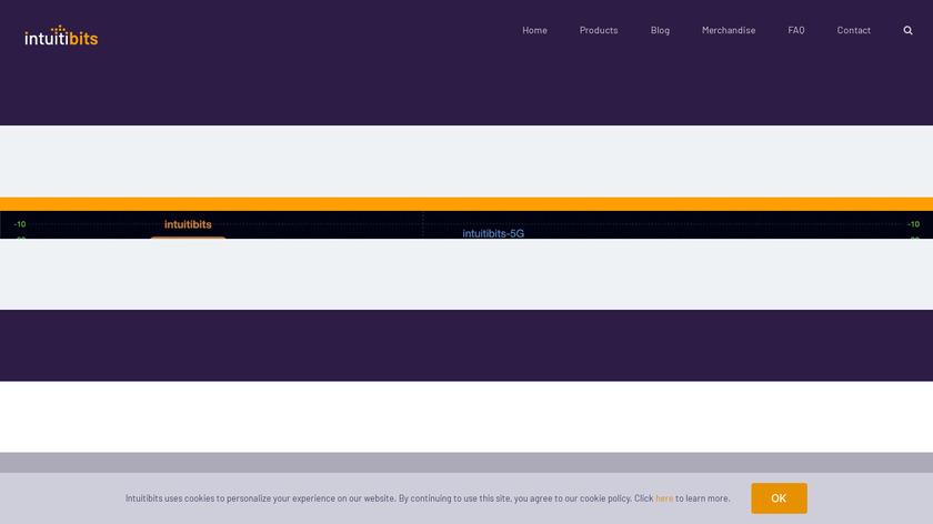 WiFi Explorer Landing Page