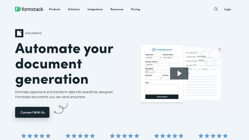 WebMerge Landing Page