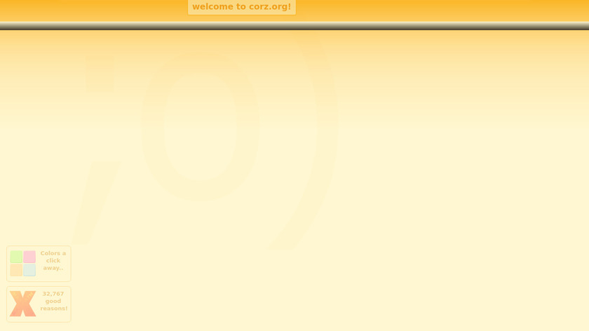 checksum Landing Page