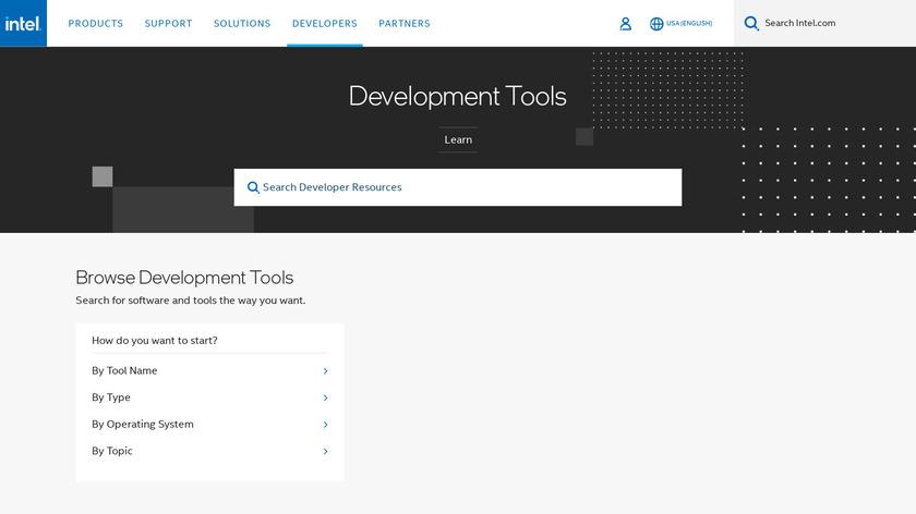 Intel XDK Landing Page