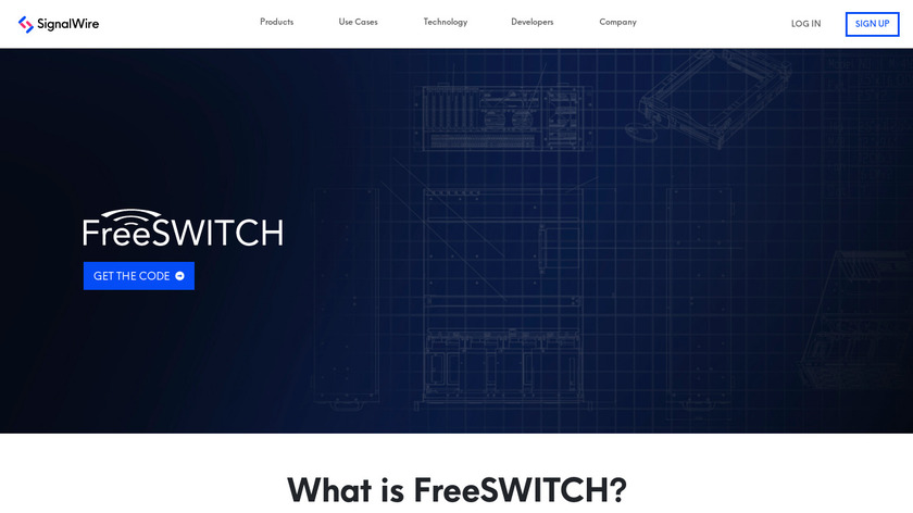 FreeSWITCH Landing Page